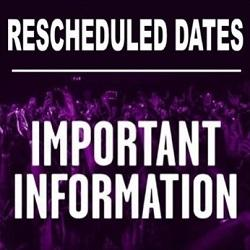 Thank ABBA For The Music - Rescheduled Dates