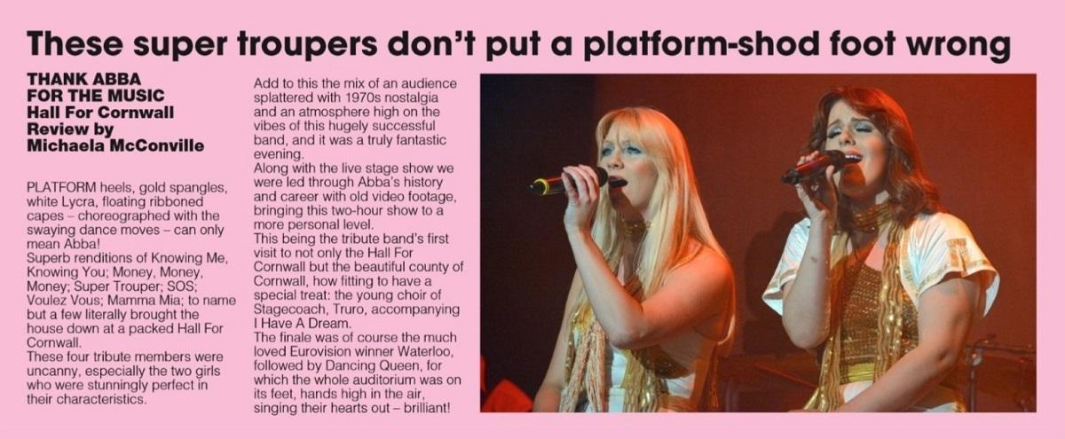 Review - Thank ABBA For The Music - Truro 05082016.jpg
